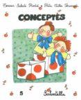 CONCEPTES 5 - 9788472105454 - VV.AA.