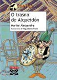 O TRASNO DE ALQUEIDON - 9788483027554 - MARIA PILAR JIMENEZ ALEIXANDRE
