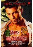 AMOS Y MAZMORRAS III - 9788494120954 - LENA VALENTI