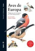 AVES DE EUROPA - 9788496553354 - PETER H. BARTHEL