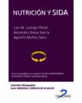 nutrición y sida (ebook)-luis maria luengo perez-alejandro blesa sierra-agustin muñoz sanz-9788499692654