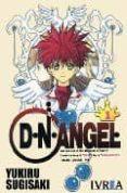 DN ANGEL Nº 1 - 9789875620254 - YUKIRU SUGISAKI