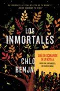 LOS INMORTALES - PACK EXCLUSIVO CASA DEL LIBRO CON GUIA DE LOS ES CENARIOS DE LA NOVELA - 8432715105664 - CHLOE BENJAMIN