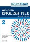 AMERICAN ENGLISH FILE 2 ITOOLS 2ED - 9780194775564 - VV.AA.