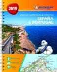 ESPAÑA & PORTUGAL (FORMATO A-4) (ATLAS DE CARRETERAS Y TURÍSTICO) - 9782067236264 - VV.AA.