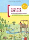 MEINE WELT AUF DEUTSCH - 9783126748964 - VV.AA.