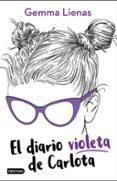 el diario violeta de carlota-gemma lienas-9788408210764
