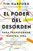 EL PODER DEL DESORDEN - 9788416029464 - TIM HARFORD