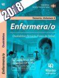 ENFERMERA/O DE OSAKIDETZA-SERVICIO VASCO DE SALUD: TEMARIO (VOL. 4) - 9788417439064 - VV.AA.