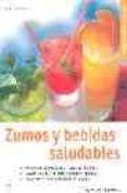 ZUMOS Y BEBIDAS SALUDABLES - 9788425514364 - JOCHEN G. BIELEFELD