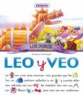 LEO Y VEO: LOS OGROS - 9788430596164 - VV.AA.