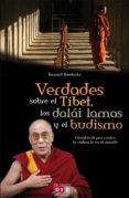 verdades sobre el tíbet, los dalái lamas y el budismo (ebook)-bernard baudoin-9788431554064