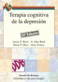 TERAPIA COGNITIVA DE LA DEPRESION - 9788433006264 - VV.AA.