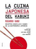 LA CUINA JAPONESA DEL KABUKI - 9788466414364 - JUAN MANUEL BELLVER