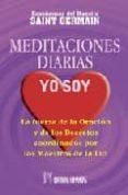MEDITACIONES DIARIAS. YO SOY - 9788479102364 - SAINT GERMAIN