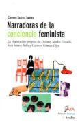 NARRADORAS DE LA CONCIENCIA FEMINISTA - 9788480537964 - CARMEN SUAREZ SUAREZ