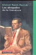 LOS ABOGADOS DE LA LITERATURA - 9788481096064 - MARCEL REICH-RANICKI