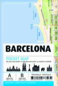 POCKET MAP BARCELONA (ESP-ENG-FRA) - 9788484787464 - VV.AA.