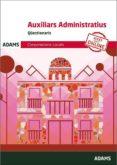 AUXILIARS ADMINSTRATIUS QÜESTIONARIS CORPORACIONS LOCALS - 9788491476764 - VV.AA.