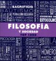 FILOSOFIA Y SOCIEDAD - 9788497943864 - VV.AA.