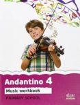 ANDANTINO 4 - PF (ANGLES) - 9788498455564 - VV.AA.