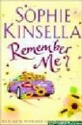 REMEMBER ME? - 9780552775274 - SOPHIE KINSELLA