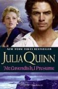 MR CAVENDISH, I PRESUME - 9780749908874 - JULIA QUINN