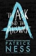 THE ASK AND THE ANSWER (CHAOS WALKING 2) - 9781406379174 - PATRICK NESS