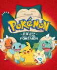 BIG BOOK OF SMALL TO TALL POKEMON - 9781524772574 - STEVE FOXE