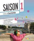SAISON 1: CAHIER D ACTIVITES (INCLUYE CD) - 9782278082674 - MARION ALCARAZ