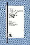 GUERRA Y PAZ - 9788408094074 - LEON TOLSTOI