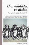 HUMANIDADES EN ACCIÓN - 9788416689774 - VV.AA.