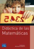DIDACTICA DE LAS MATEMATICAS PARA EDUCACION INFANTIL - 9788420548074 - Mª DEL CARMEN CHAMORRO