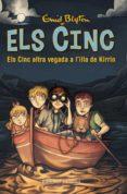 ELS CINC ALTRA VEGADA A L ILLA DE KIRRIN - 9788426143174 - ENID BLYTON