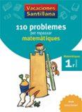 1º VACANCES PROBLEMES MATEMATIQUES (CATALA) - 9788479182274 - VV.AA.