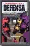 LOS RESTOS DE LA DEFENSA - 9788496170674 - RICARDO CASTELLANO