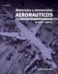 MÓDULO 6. MATERIALES Y ELEMENTALES AERONÁUTICOS - 9788497329774 - VV.AA.
