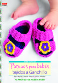 PATUCOS PARA BEBES TEJIDOS A GANCHILLO - 9788498743074 - MARINA-REGINA ALMEYER