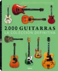 2000 GUITARRAS - 9789089983374 - TONY BACON
