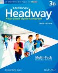 AMERICAN HEADWAY 3. MULTIPACK B 3RD EDITION (AMERICAN HEADWAY THIRD EDITION) - 9780194726184 - VV.AA.