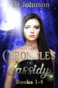Descargar google libros electrónicos en línea THE CHRONICLES OF CASSIDY BOOKS 1-4 de  (Literatura española)