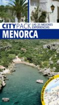 MENORCA 2015 (CITYPACK) - 9788403500884 - GUILLERMO ESAIN