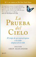 LA PRUEBA DEL CIELO - 9788408114284 - EBEN ALEXANDER