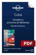 CUBA 8_6. VARADERO Y PROVINCIA DE MATANZAS (EBOOK) - 9788408198284 - BRENDAN SAINSURY