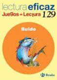 BULDO: JUEGO DE LECTURA - 9788421659984 - VV.AA.