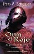 ORM EL ROJO - 9788435060684 - FRANS G. BENGTSSON