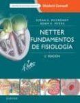 NETTER. FUNDAMENTOS DE FISIOLOGIA (2ª ED.) - 9788445826584 - SUSAN E. MULRONEY
