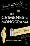 LOS CRIMENES DEL MONOGRAMA - 9788467042184 - SOPHIE HANNAH