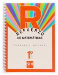 REFUERZO MATEMATICAS APRENDE Y APRUEBA 1º ESO - 9788467513684 - VV.AA.