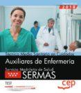TECNICO EN CUIDADOS AUXILIARES DE ENEFERMERIA OPOSICIONES SERMAS. (SERVICIO MADRILEÑO DE SALUD) TEST - 9788468172484 - VV.AA.